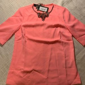 Ted Baker Coral Blouse